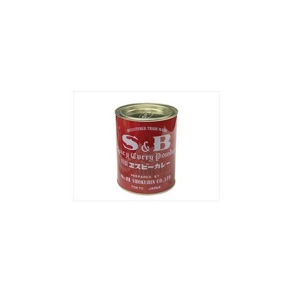 エスビー食品(S&B) カレー粉(業務用) 400g×1缶