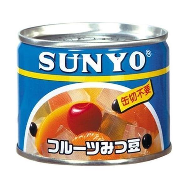 サンヨー堂 アイサンヨー堂 フルーツみつ豆 EO6号 12入