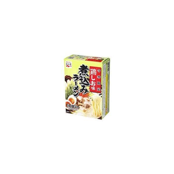 永谷園 煮込みラーメン 鶏しお味 2人前×2回分×6入(8月下旬頃入荷予定)