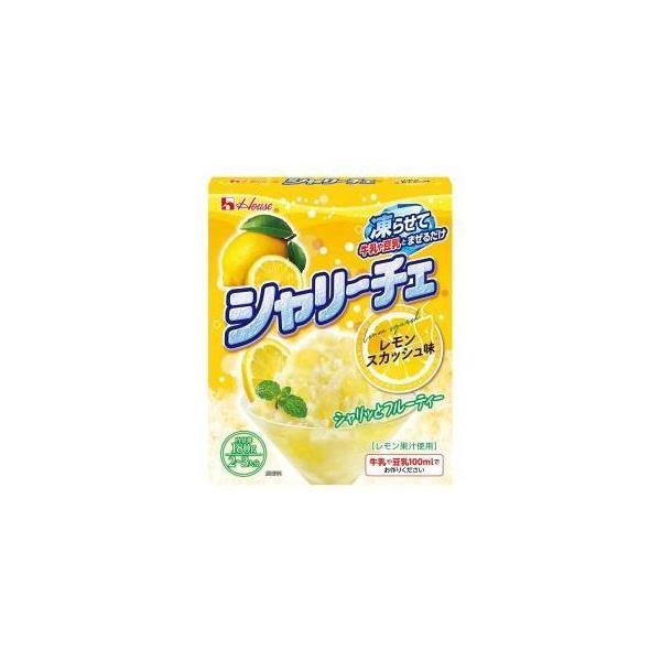 ハウス シャリーチェ レモンスカッシュ味 180g×10入