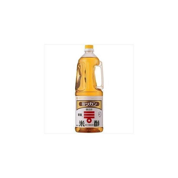 ミツカン 米酢 プラボトル(業務用) 1800ml×1本