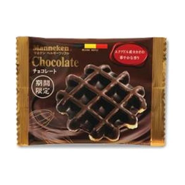 ローゼンマネケン チョコレートワッフル 1個×6入(10月中旬頃入荷予定)