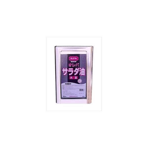 摂津製油 オレバ 大豆サラダ油(業務用) 16.5kg×1缶
