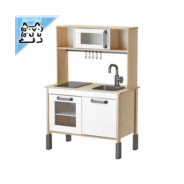 IKEA Original DUKTIG-ドゥクティグ- 本格的おままごとキッチン 72x40x109 cm