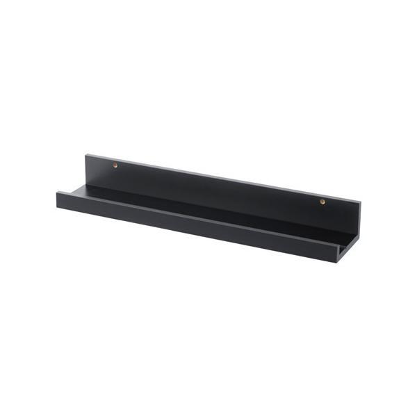 IKEA Original MOSSLANDA アート用飾り棚 ブラック 55cm