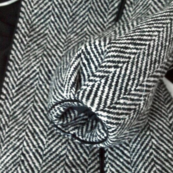 モンクレール ダウンジャケット ミンクファー&ベルト付 MONCLER PREMIERE NICOLE|pomps|09