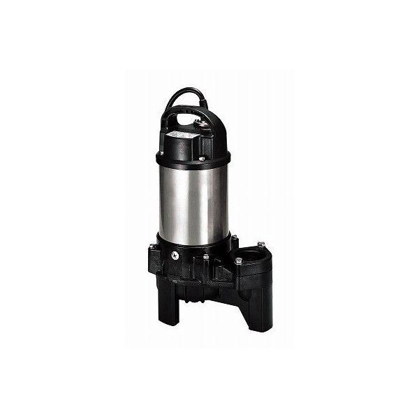 50PU2.4 水中ポンプ ツルミ 汚物汚水用 ハイスピン ポンプ 200V 50Hz ツルミポンプ 鶴見製作所