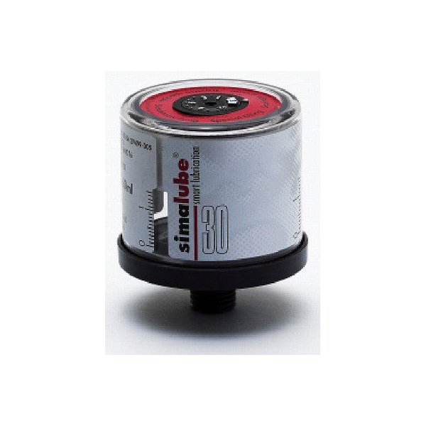 SL00-30 シマルーベ30 空容器 給油器 グリス供給器 グリース SL0030