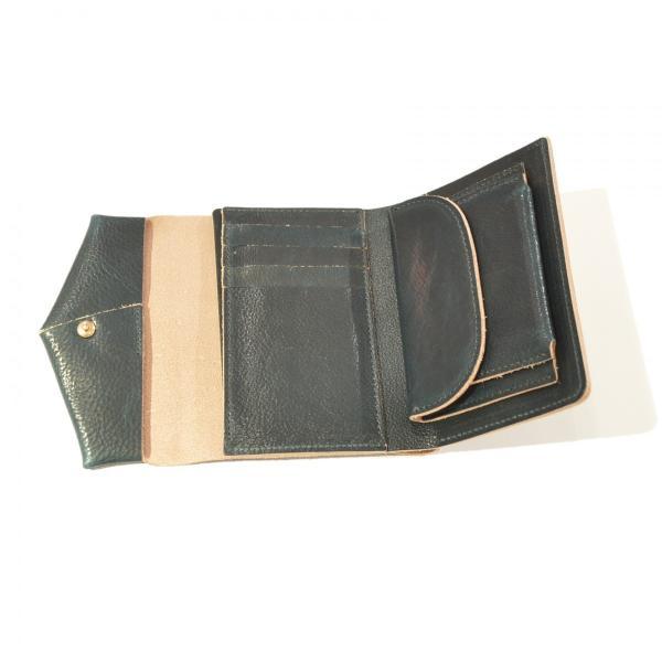 ohta(オータ) /  navy letter wallet|pop5151|04