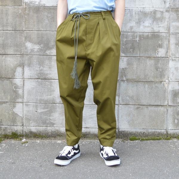 Edwina Horl(エドウィナホール) / 3TUCK PANTS|pop5151|02