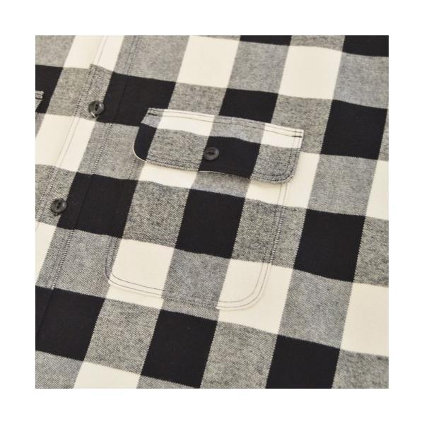 JieDa(ジエダ) / LONG C.P.O SHIRT(WHITE)|pop5151|06
