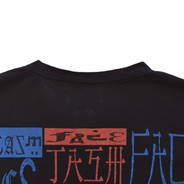 FACETASM(ファセッタズム) / FACETASM BIG TEE 3(BLACK)|pop5151|06