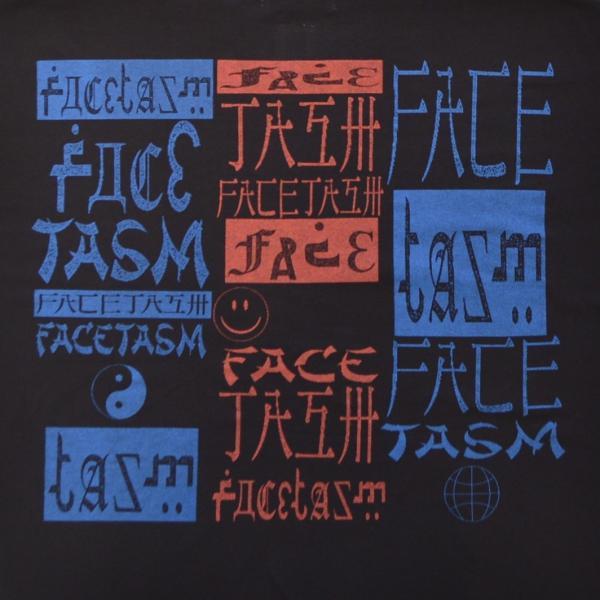 FACETASM(ファセッタズム) / FACETASM BIG TEE 3(BLACK)|pop5151|07