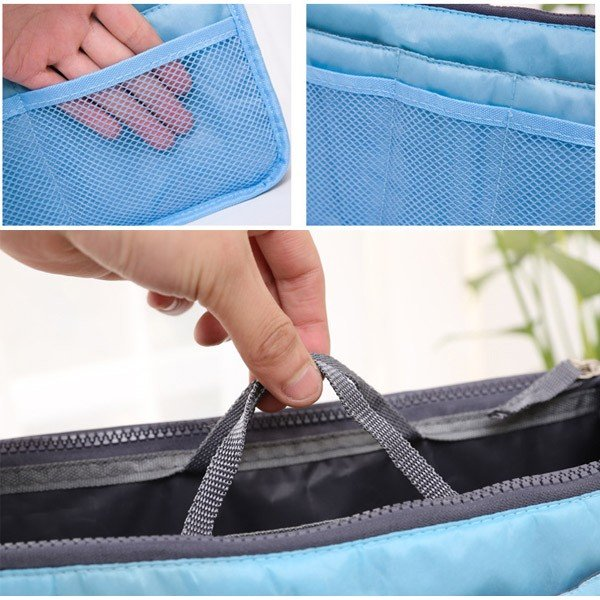 バッグインバッグ レディース メンズ 小さめ おしゃれ 旅行 トラベルポーチ 荷物整理|popularshop|03