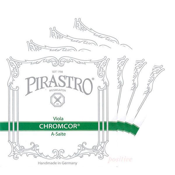 PIRASTRO Chromcor クロムコアビオラ弦 SET