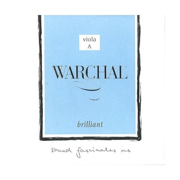 WARCHAL brilliant ワーシャルブリリアント ビオラ弦 1A 【取り寄せ商品】【DM便対応商品】