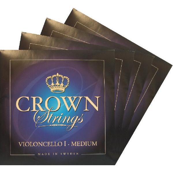 CROWN クラウン SET チェロ弦