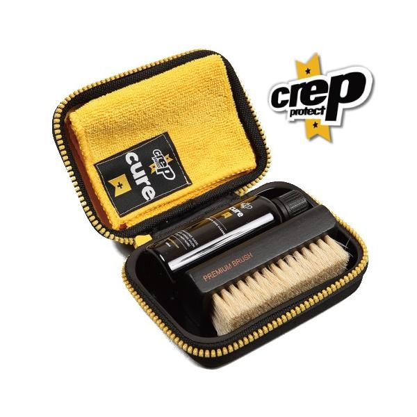 クレッププロテクト CREP PROTECT シューケアキット 3点セット クリーナー ブラシ タオル スニーカー クリーナー 靴