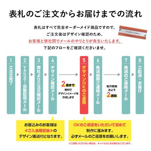 【新発売】メンテナンスフリー 真鍮表札 SCU-01 メッキ加工とクリア塗装で経年劣化の心配なく美しい光沢を永く楽しめる ※日本製|post-sign-leon|11