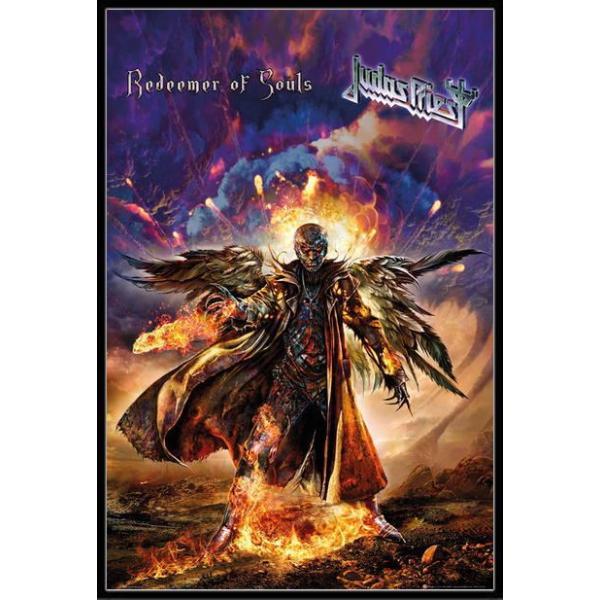 ジューダス・プリースト ポスターフレームセット Judas Priest Redeemer(141002)
