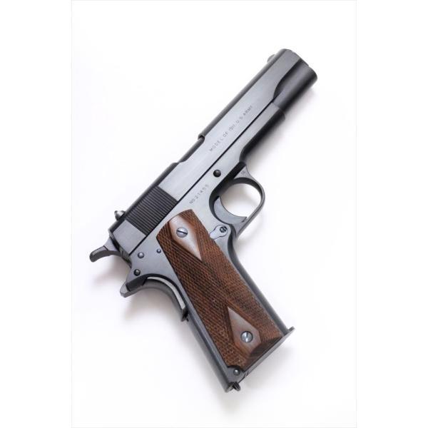 六研/エラン  レミントンUMC M1911 DUOブローバック モデルガン 109005920000|posthobbyshop|02