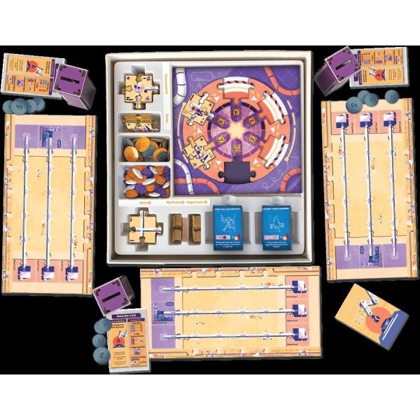 ホビージャパン メカニカ 日本語版 ボードゲーム 4981932024929 posthobbyshop 02