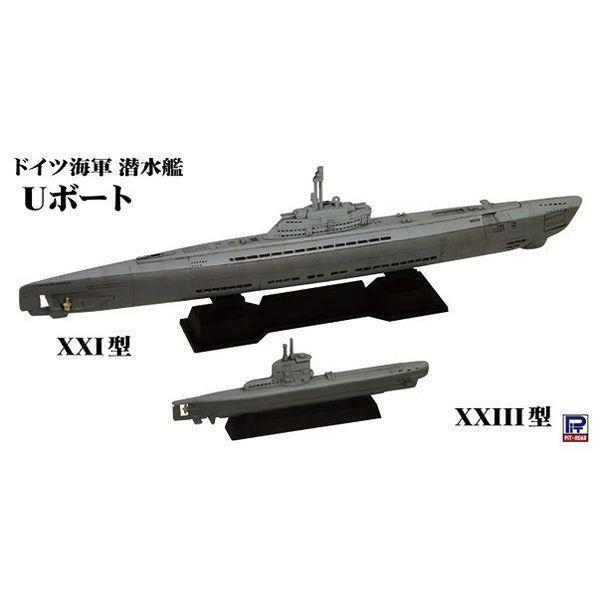 ピットロード 1/700 大西洋の戦い (Uボート VS ソードフィッシュ) スケールモデル ML22