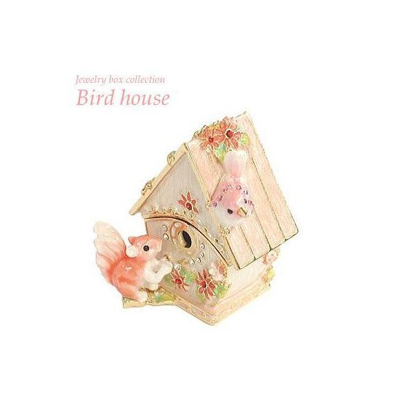 宝石箱!ジュエリーボックス/バードハウス/リス&小鳥|power-house-again