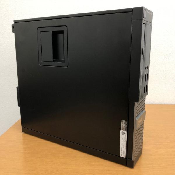 【中古ゲーミング】GeForceGTX1050Ti搭載 本体のみ DELL Optiplex 7010 SFF Core i7-3770/メモリ8GB/SSD240GB/DVDマルチ/GeForceGTX1050Ti/有線LAN|powerdepot|02