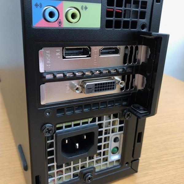 【中古ゲーミング】GeForceGTX1050Ti搭載 本体のみ DELL Optiplex 7010 SFF Core i7-3770/メモリ8GB/SSD240GB/DVDマルチ/GeForceGTX1050Ti/有線LAN|powerdepot|04