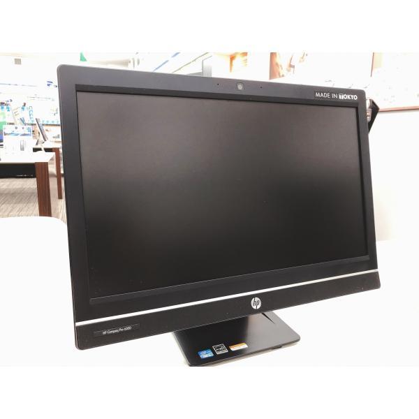【中古液晶一体型デスクトップ】高速480GB SSD搭載! hp Compaq Pro 6300 All-in-One Core i5-3470S/メモリ4GB/SSD480GB/DVDマルチ/有線LAN|powerdepot