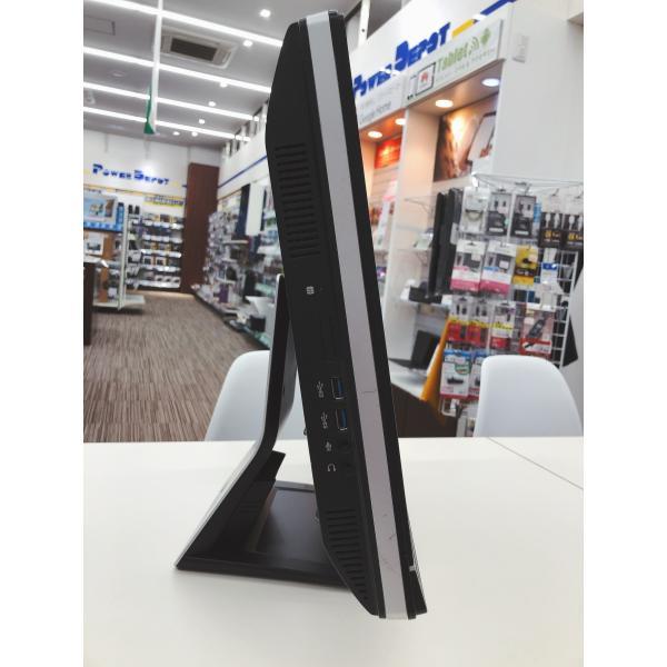 【中古液晶一体型デスクトップ】高速480GB SSD搭載! hp Compaq Pro 6300 All-in-One Core i5-3470S/メモリ4GB/SSD480GB/DVDマルチ/有線LAN|powerdepot|02