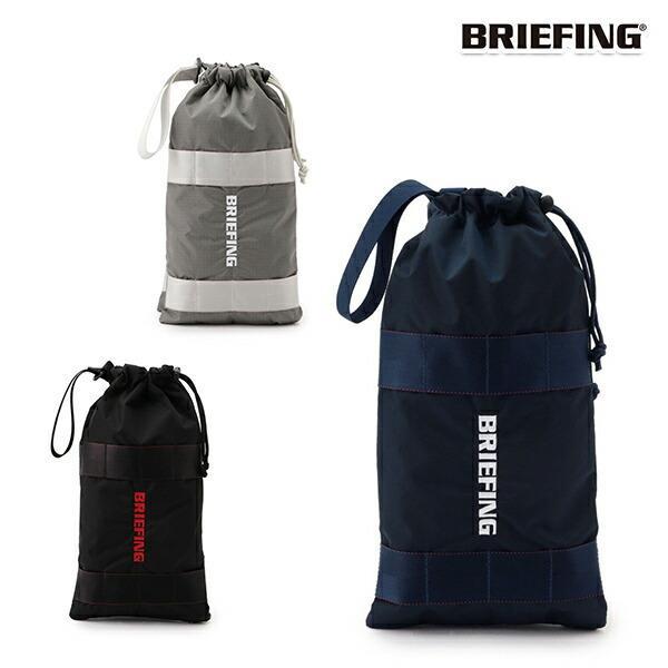 ブリーフィング 2021年秋冬モデル ユニセックス シューズケース BRG201G12 (010)ブラック BRIEFING【21】