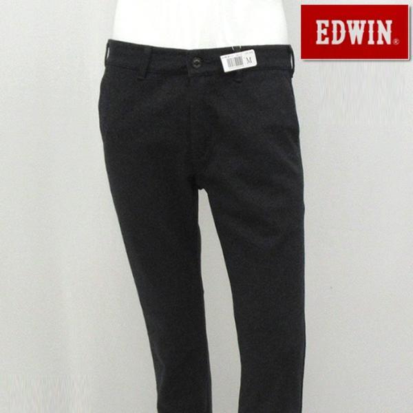EDWIN JERSEYS エドウィン ジャージーズ パンツ メンズ MENS ロングパンツ 秋 冬 ERK03-459 秋冬モデル ノータック ス