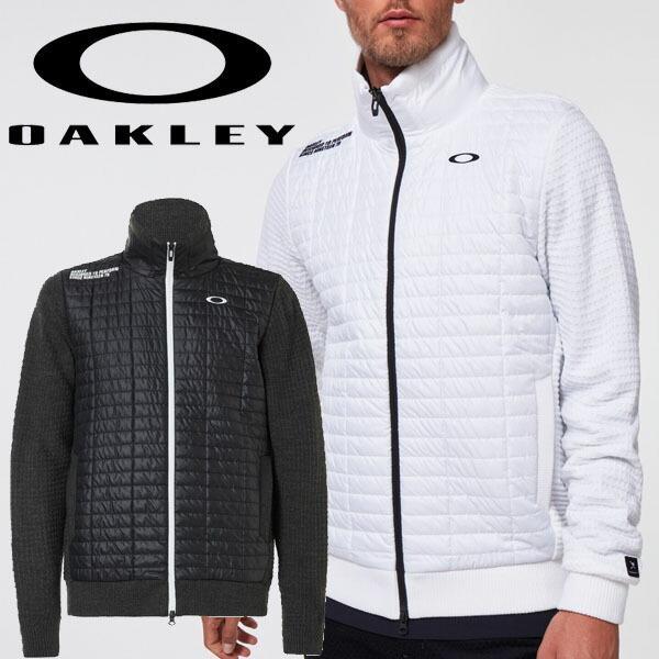 【SALE】オークリー 2020年秋冬モデル メンズ FOA401640 ハイブリッドセーターブルゾン OAKLEY【20】