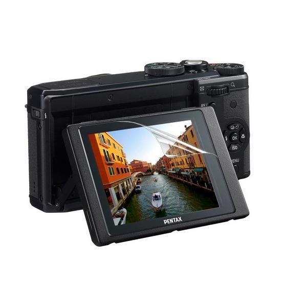 【高光沢タイプ】PENTAX MX-1専用  指紋防止 反射防止 気泡レス加工 高光沢 カメラ液晶保護フィルム