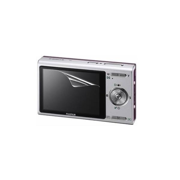 【高光沢タイプ】Fujifilm FinePix Z250fd/Z200fd/Z100fd専用  指紋防止 反射防止 気泡レス加工 高光沢 カメラ液晶保護フィルム