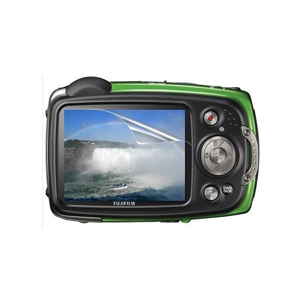 【高光沢タイプ】Fujifilm FinePix XP10/XP30/XP50/XP60/XP70/XP80/XP150専用  指紋防止 反射防止 気泡レス加工 高光沢 カメラ液晶保護フィルム
