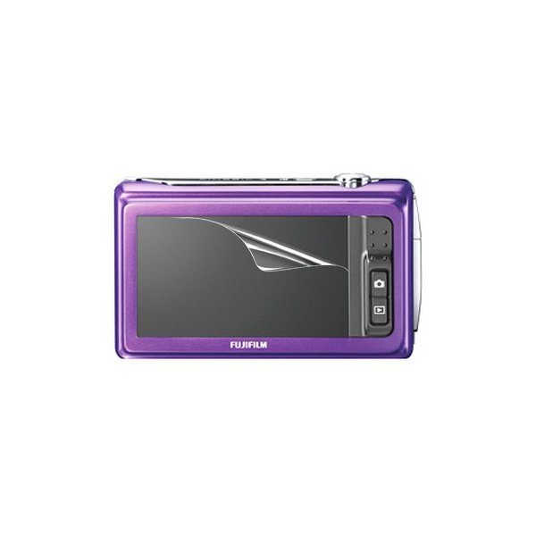 【高光沢タイプ】Fujifilm FinePix Z950EXR/Z900EXR/Z800EXR/Z700EXR専用  指紋防止 反射防止 気泡レス加工 高光沢 カメラ液晶保護フィルム