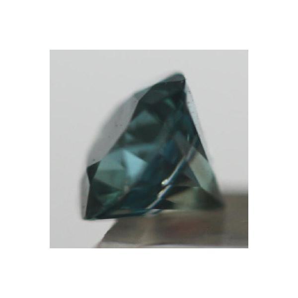 【送料無料】ジルコン(ブルー)ルース1【1点もの/現品撮影】ZCA-1
