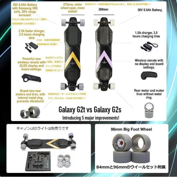 電動スケートボード 電動スケボー 新型BACK FIRE G2T 新型第二世代 バックファイヤー G2T 本格派高性能 最高時速45km 安心180日保証|powerzonestor|06