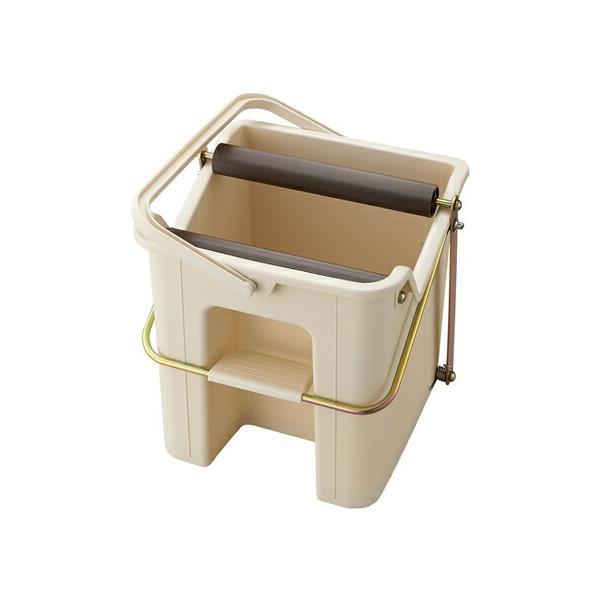 DaiLy CLean タフスクイザー モップ絞り 水絞り ペダル式  清掃用品 バケツ