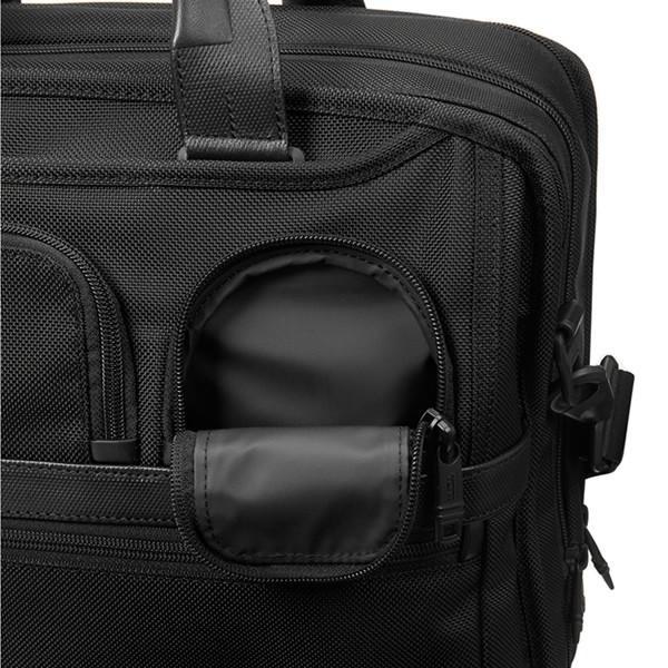TUMI トゥミ  ビジネスバッグ/ブリーフケース ALPHA2 26141 D2 ブラック A4サイズ エクスパンダブル  即納|pre-ma|04