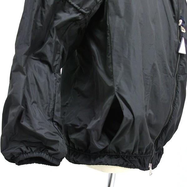 モンクレール ブルゾン ジップアップ  メンズ JAROSSE  888/ブラック  MONCLER【アウトレット限定各1点】|pre-ma|03