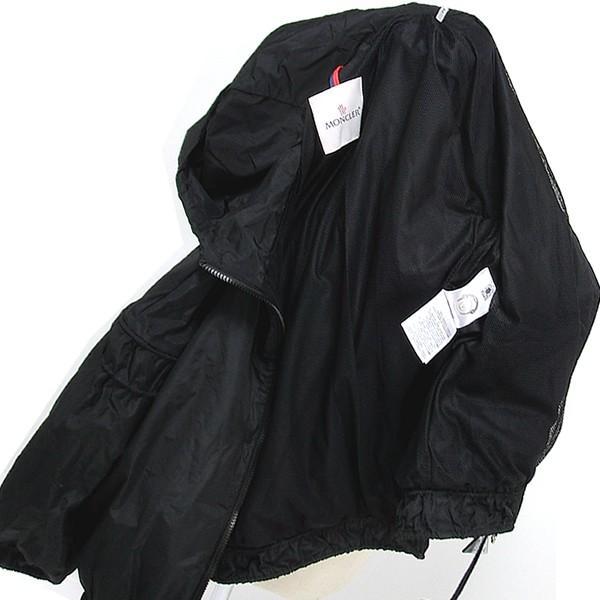 モンクレール ブルゾン ジップアップ  メンズ JAROSSE  888/ブラック  MONCLER【アウトレット限定各1点】|pre-ma|05