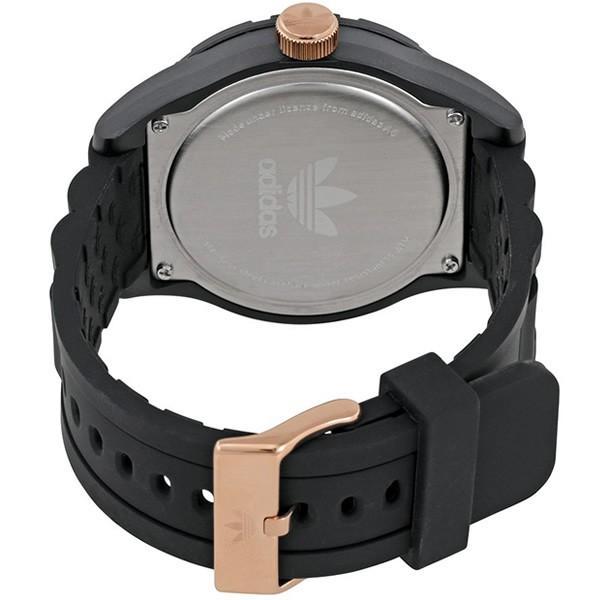 ADIDASアディダス 腕時計  ADH3082 ニューバーグ ブラック ラバー PG メンズ 決算セール pre-ma 02