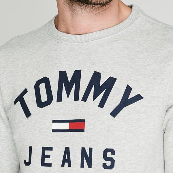 TOMMY JEANS トミー ジーンズ  メンズ スウェット トレーナー ESSENTIAL FLAG CREW  DM0DM07024 TOMMY HILFIGER pre-ma 07