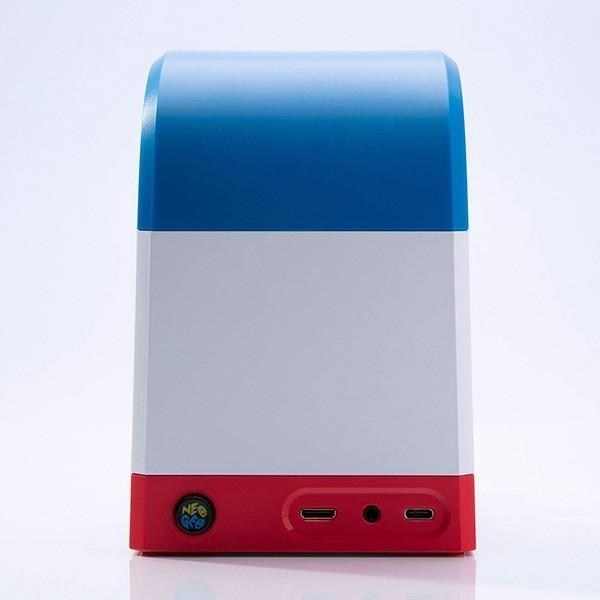 即納 NEOGEO mini 本体 & NEOGEO mini PAD (黒+白)  & HDMIケーブル & 液晶保護フィルム 5点セット 新品 SNK pre-mart 04