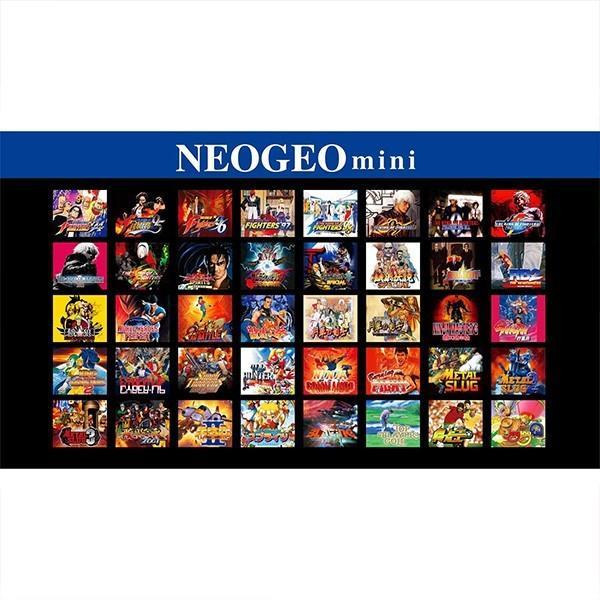 即納 NEOGEO mini 本体 & NEOGEO mini PAD (黒+白)  & HDMIケーブル & 液晶保護フィルム 5点セット 新品 SNK pre-mart 06