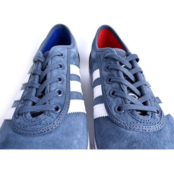 low priced 6f6b3 284a5 ... 海外限定 アディダス アディイーズ スニーカー adidas ADI-EASE DAEWON BLUE ...